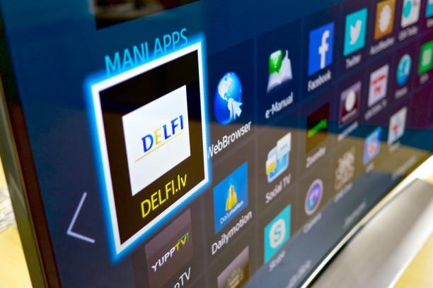 Aplicaciones TV