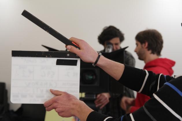 Jóvenes cineastas