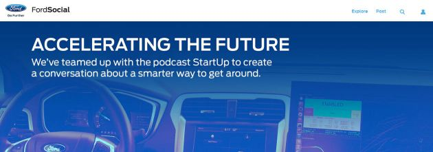 ford podcast