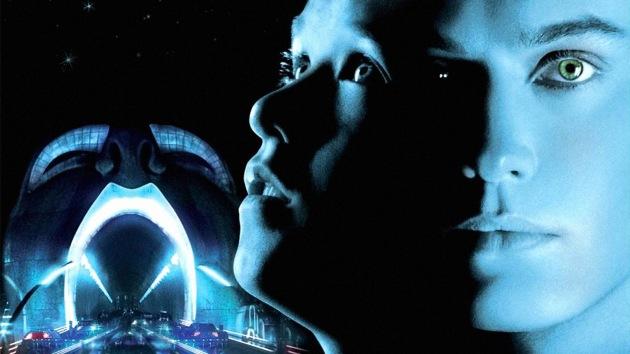 Imagen de la película Inteligencia Artifical